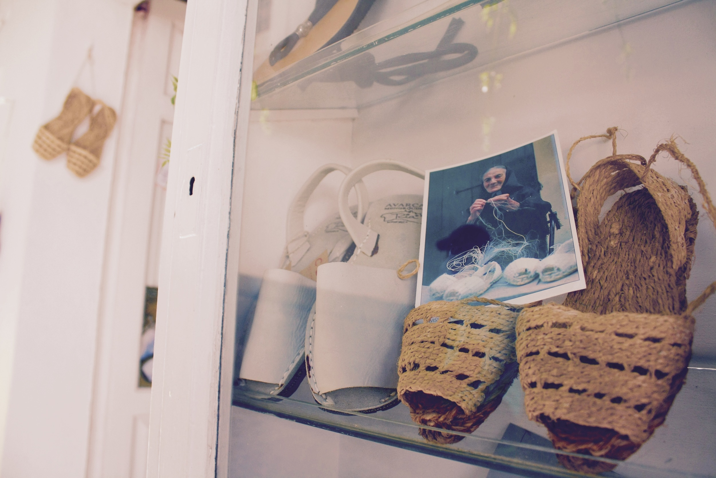 Traditional Ibiza sandals from S'espardenya