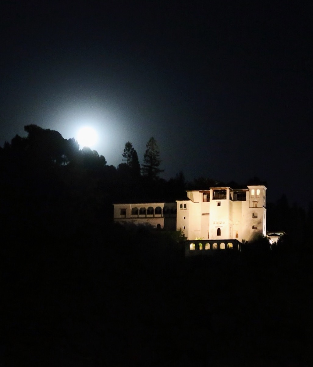 THE FULL MOON ON THE FIRST DAY OF SUMMER SOLSTICE ADDING TO THE MAGIC