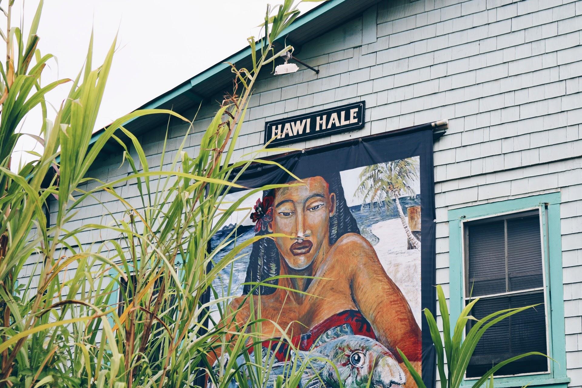HAWI STREET ART