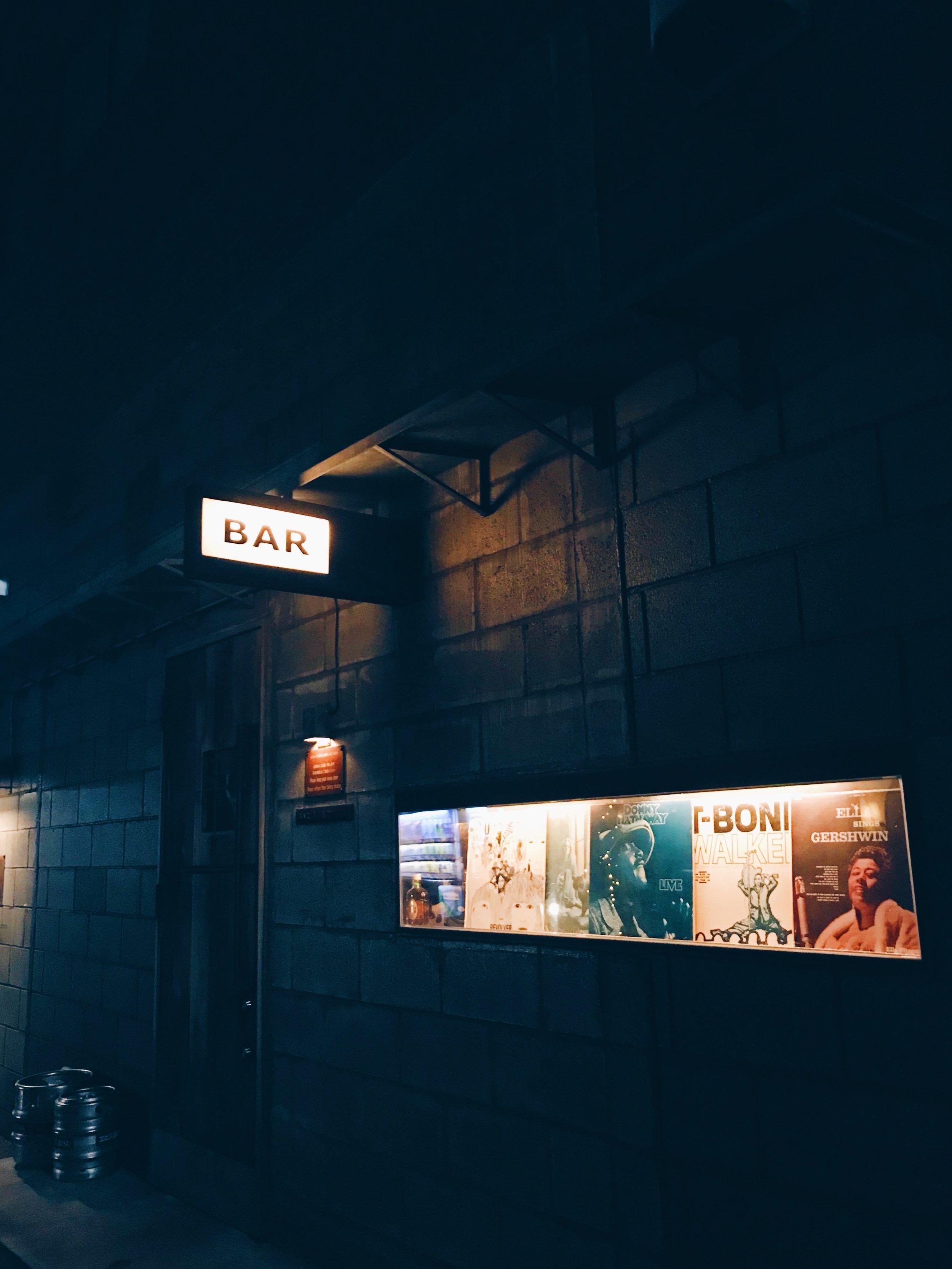 Bar Martha , also in Ebisu, is hands down my favorite bar ever now