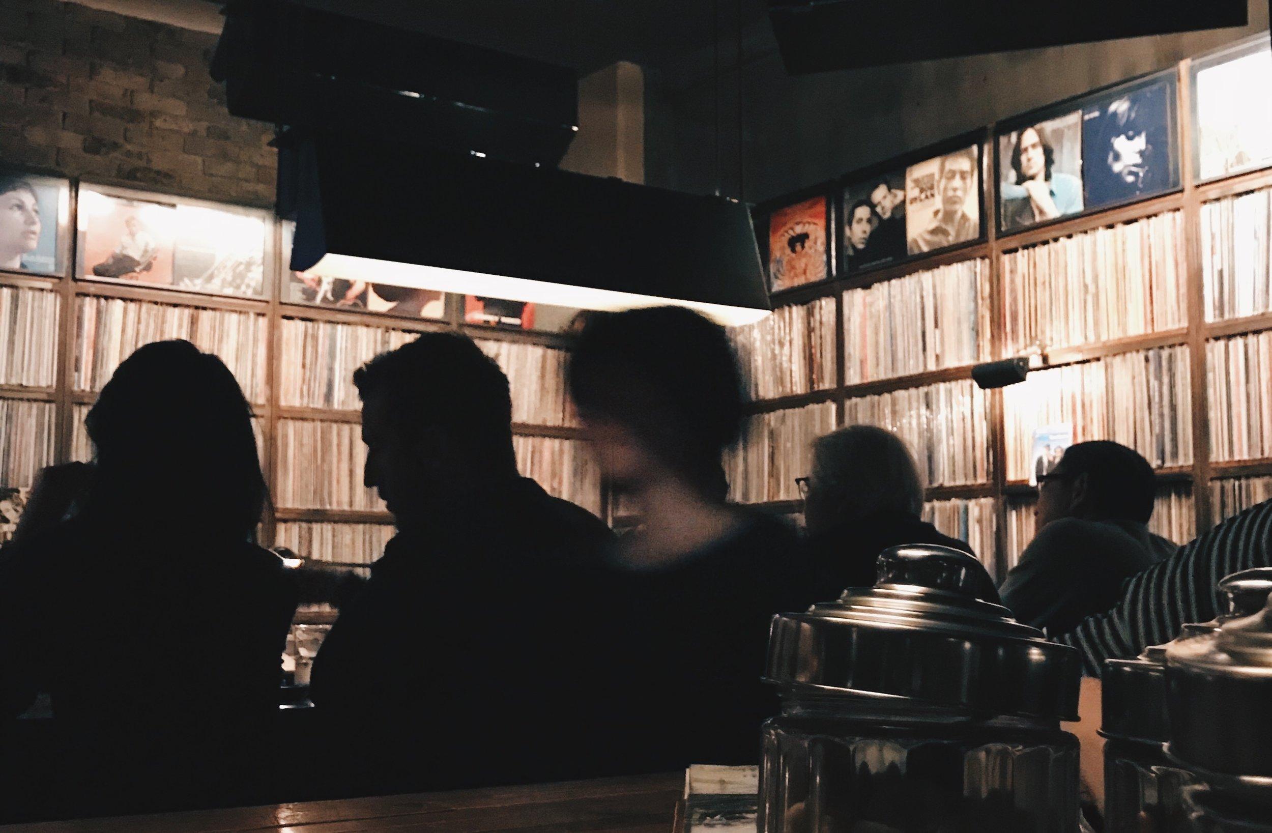 Good vibes at  Bar Martha