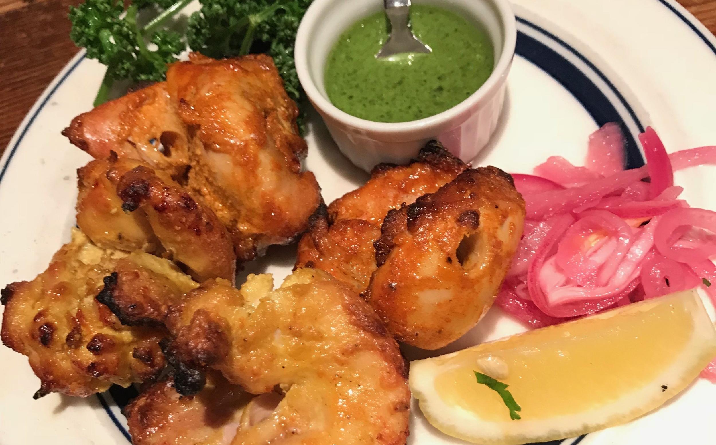 Chicken tikka at  Gurgaon