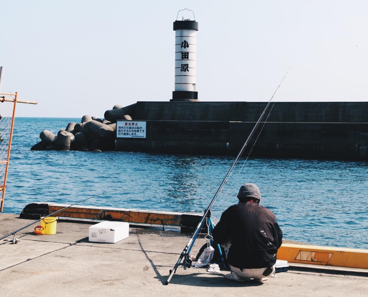 Odawara Fishing Port