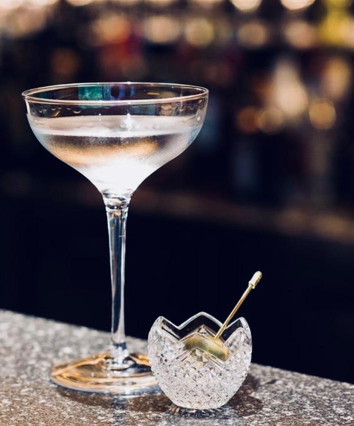 A little treat at Tenyu Bar & Lounge