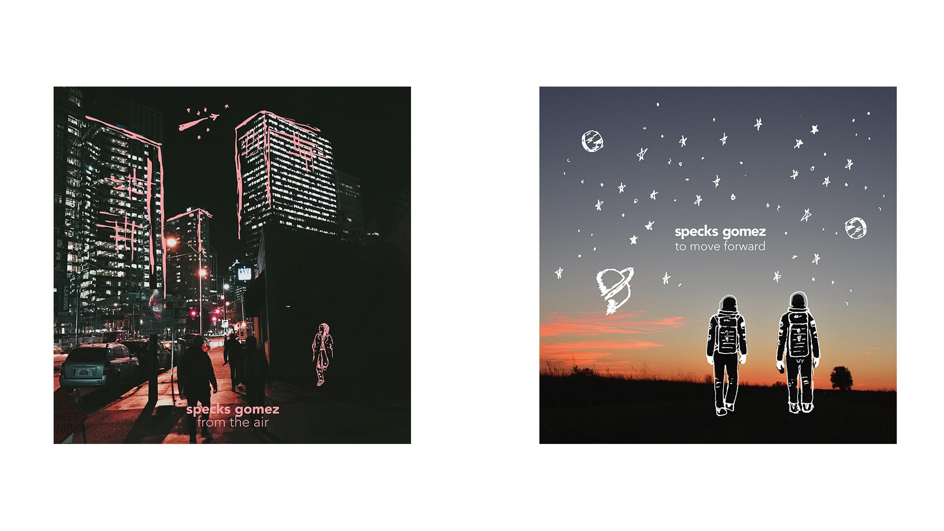 Album artwork for Specks Gomez