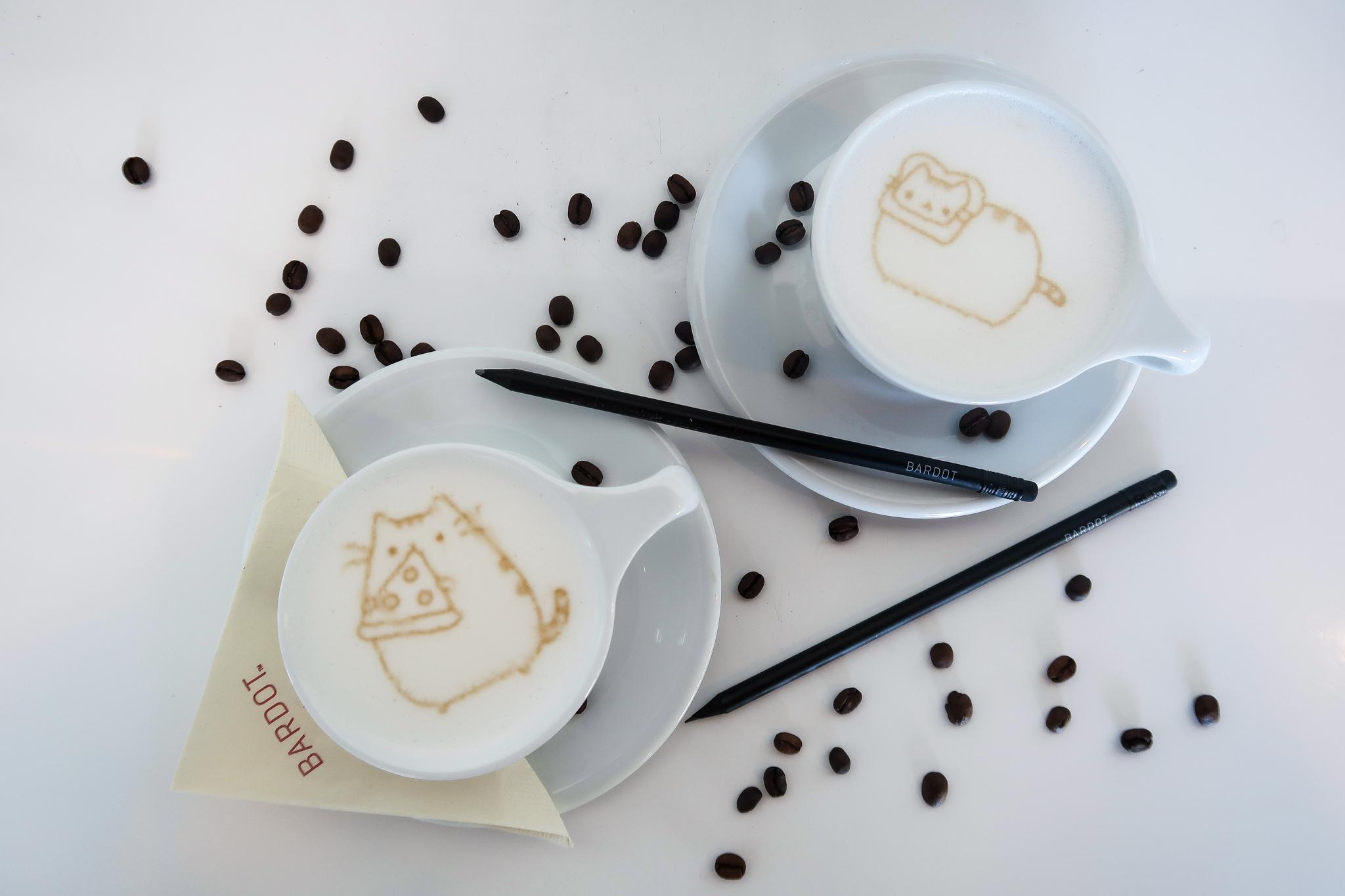My Favorite Coffee Shops In OC