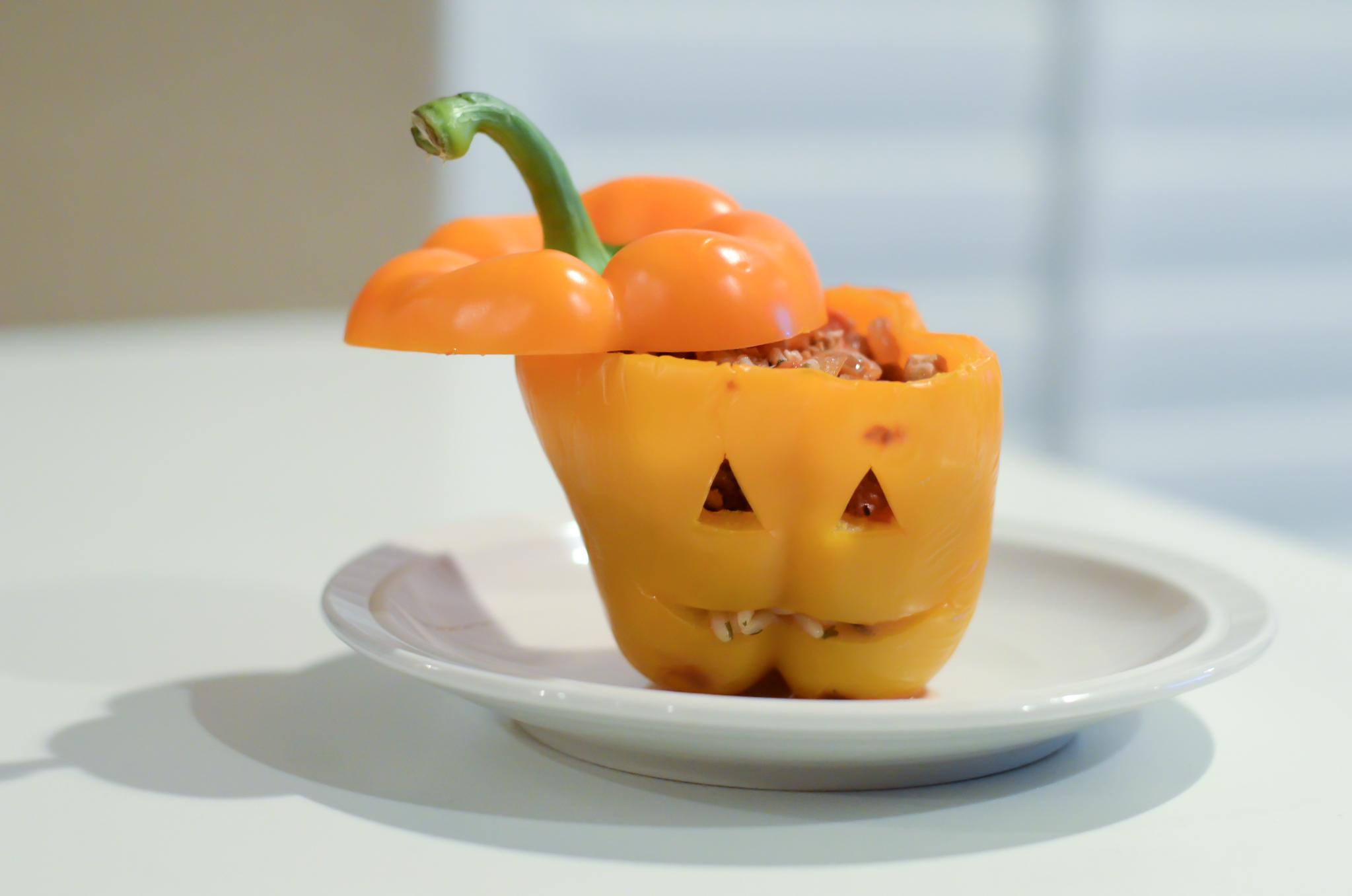 Pumpkin Cap (Off) -