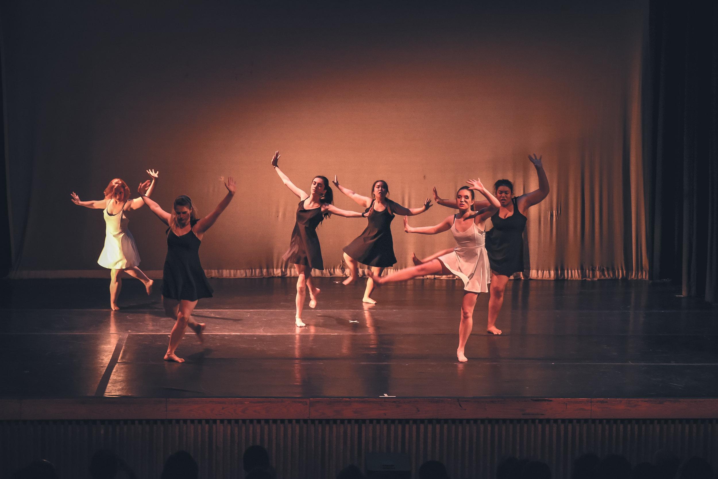 Simmons College Dance Company