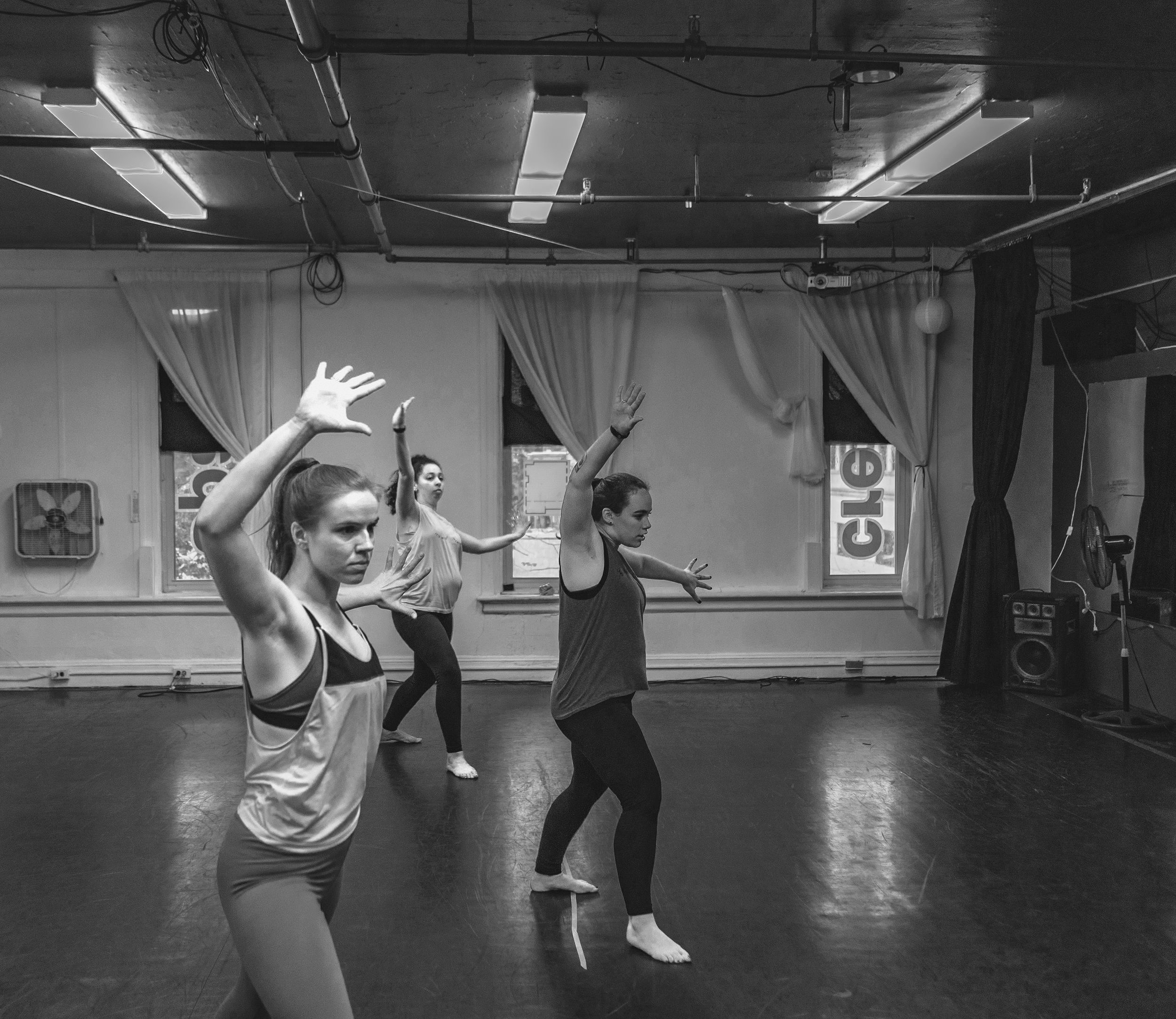 MADDISON FLORENCE - DANCE CLASS