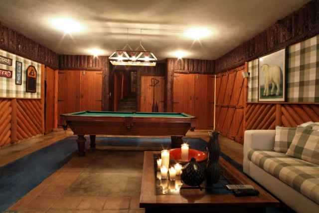 Gameroom Villa Cielo Alterra Jarabacoa