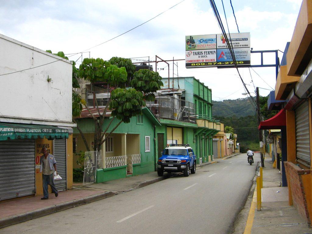 Town of Jarabacoa