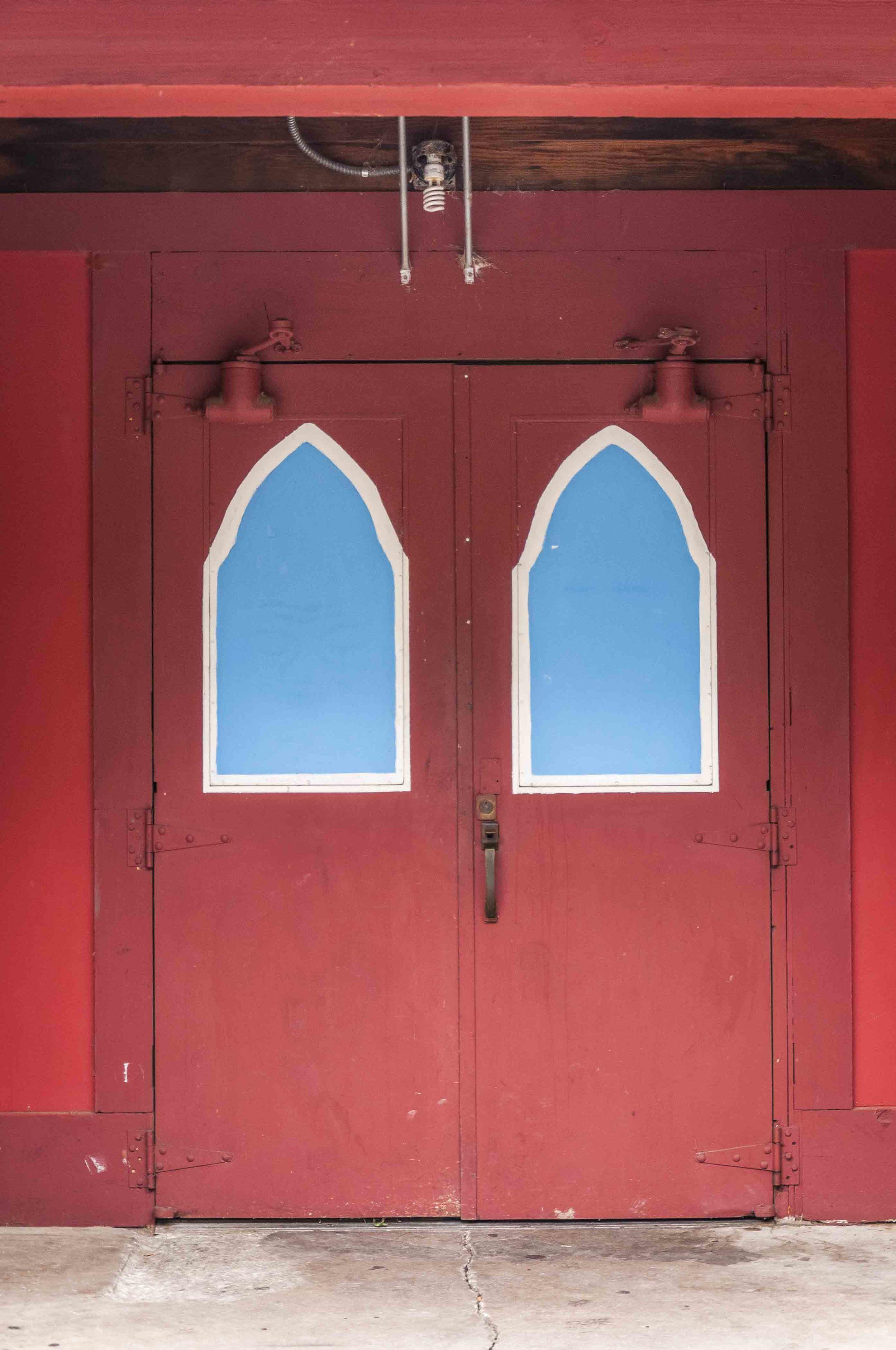 Stage Door, Miner's Foundy .jpg