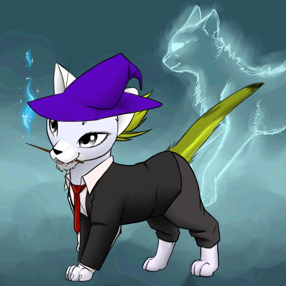James as Cat