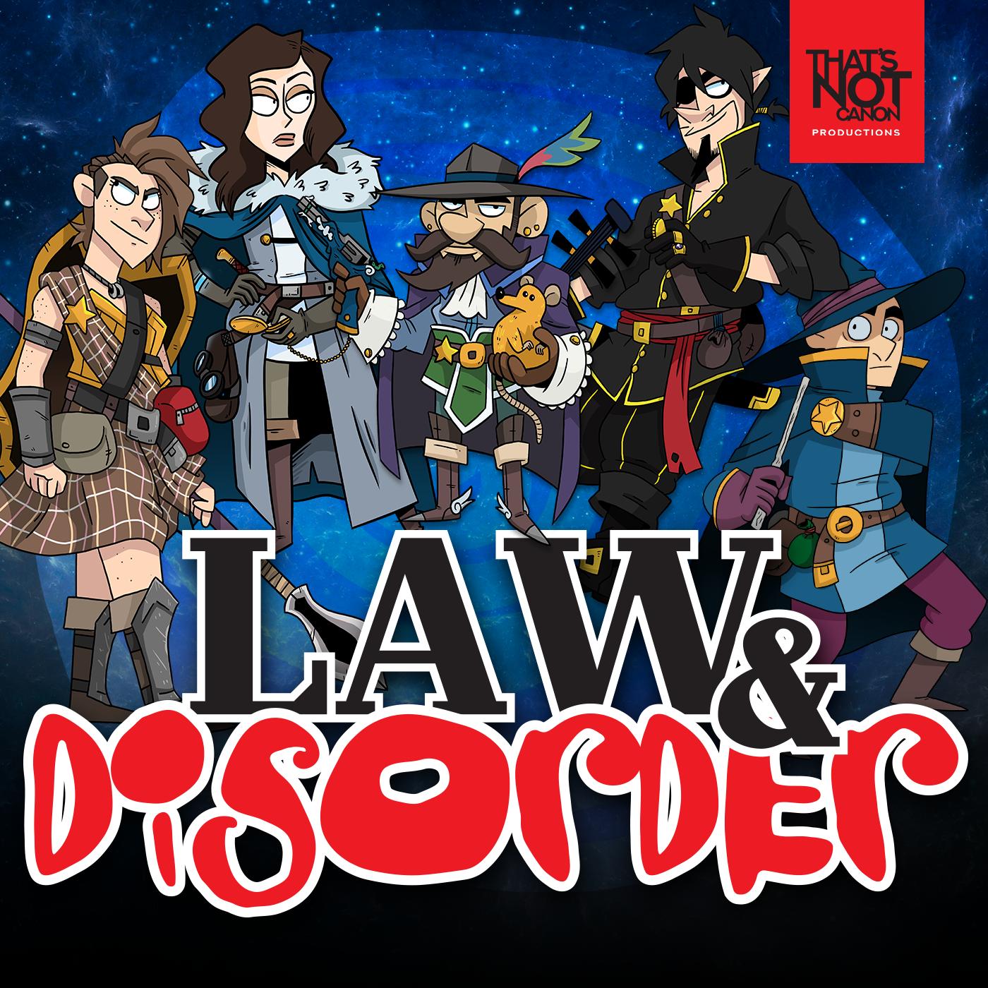 Law & DISORDER LOGO Season 3.png