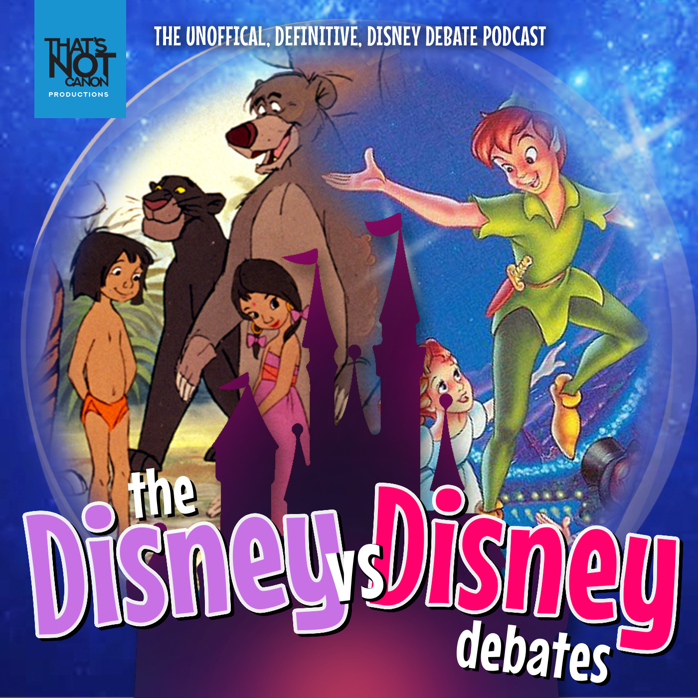 DvD-LOGO Episode Art 22 The Jungle Book vs Peter Pan.png