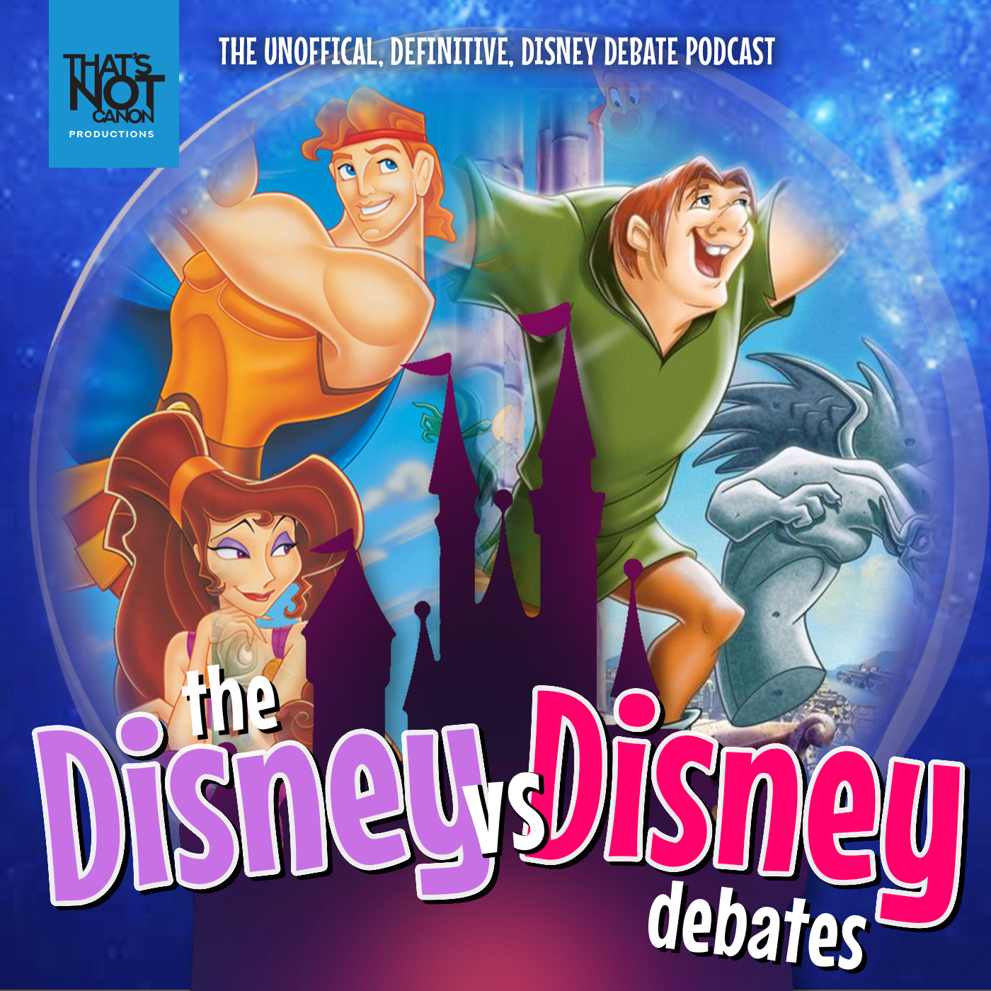 DvD-LOGO Episode Art 25 Hercules vs The Hunchback of Notre Dame.png
