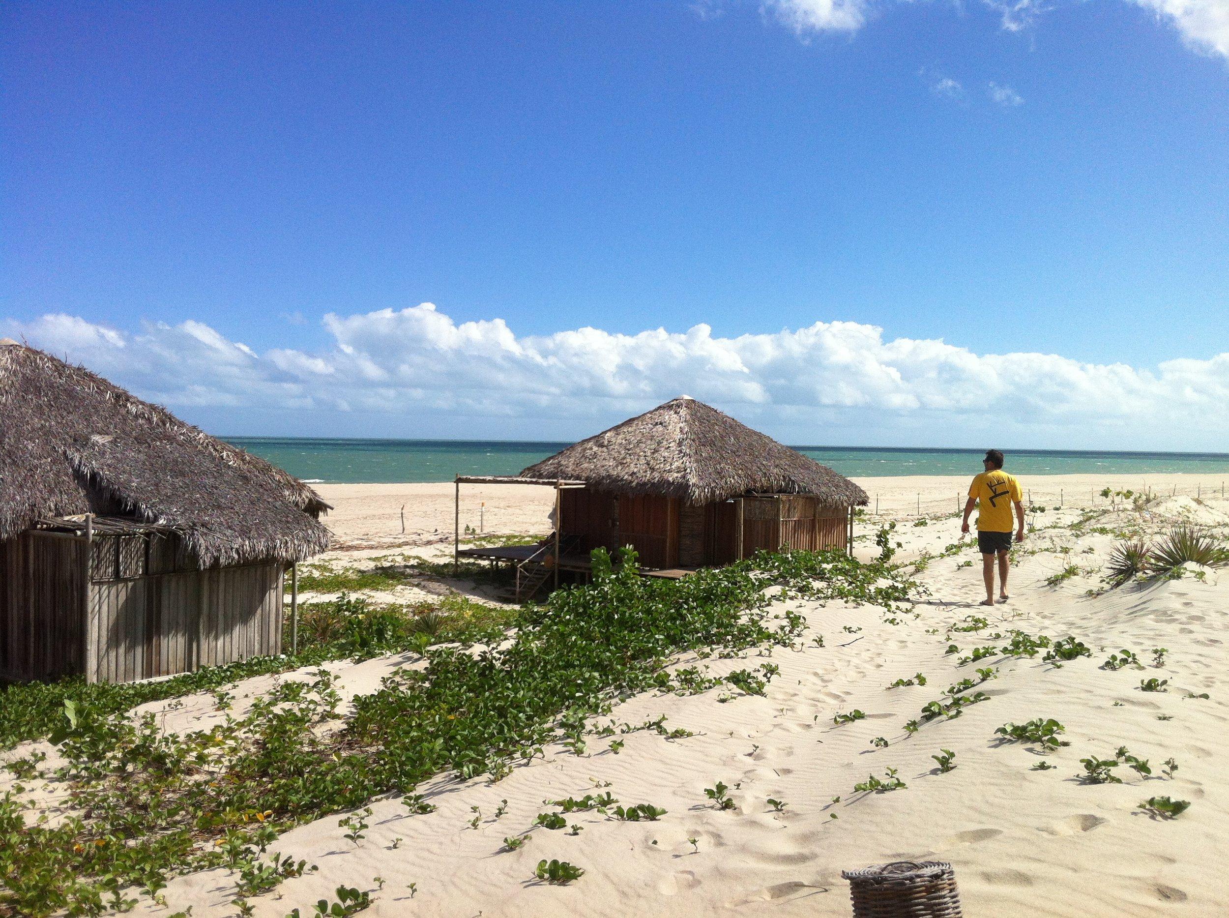 Rancho do Peixe  - Rua da Praia, S/N | Praia Do Prea (12 Km From Jericoacoara), Preá, Ceará 62595-000, Brasil