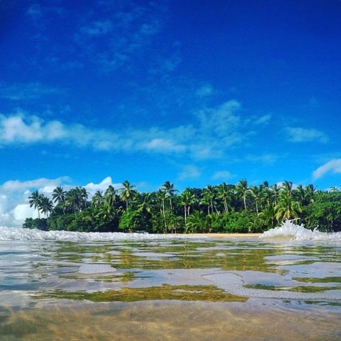 Península de Maraú . Bahia