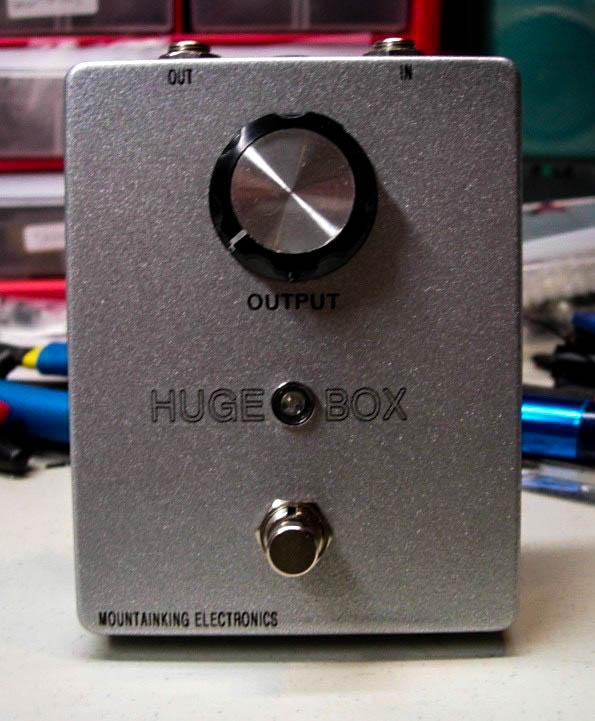 HUGE BOX stage 2.