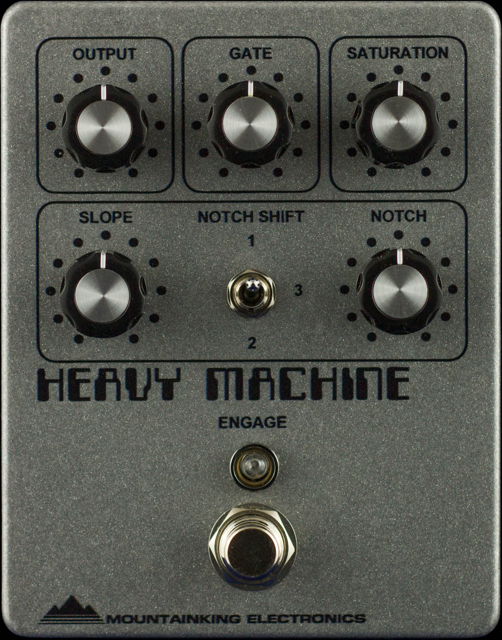 HEAVY MACHINE
