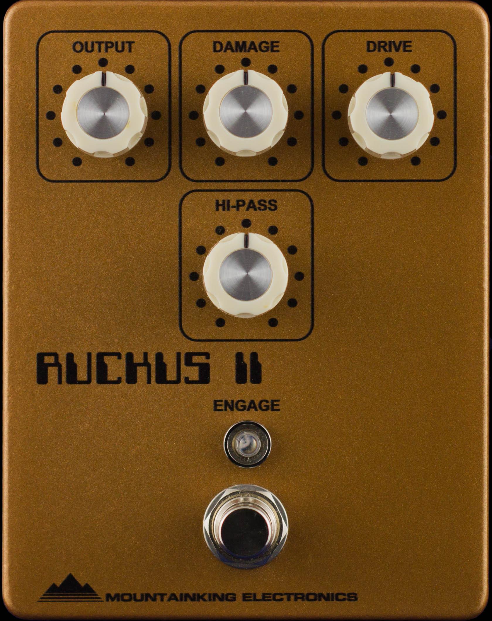 RUCKUS II