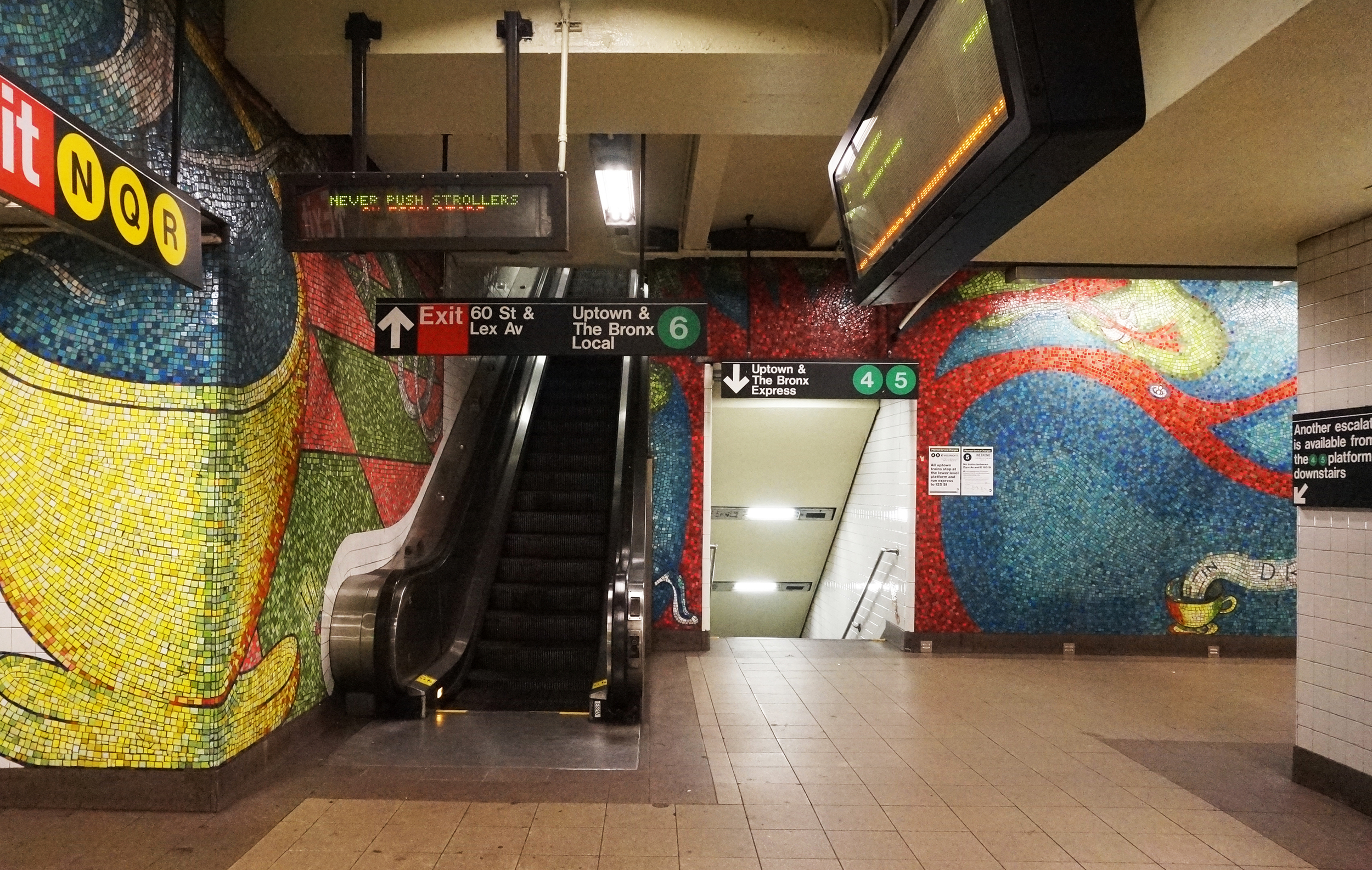 Lexington Avenue - 59th Street Snapshot 2