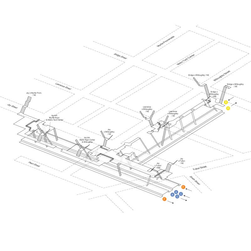 Jay Street - MetroTech Station
