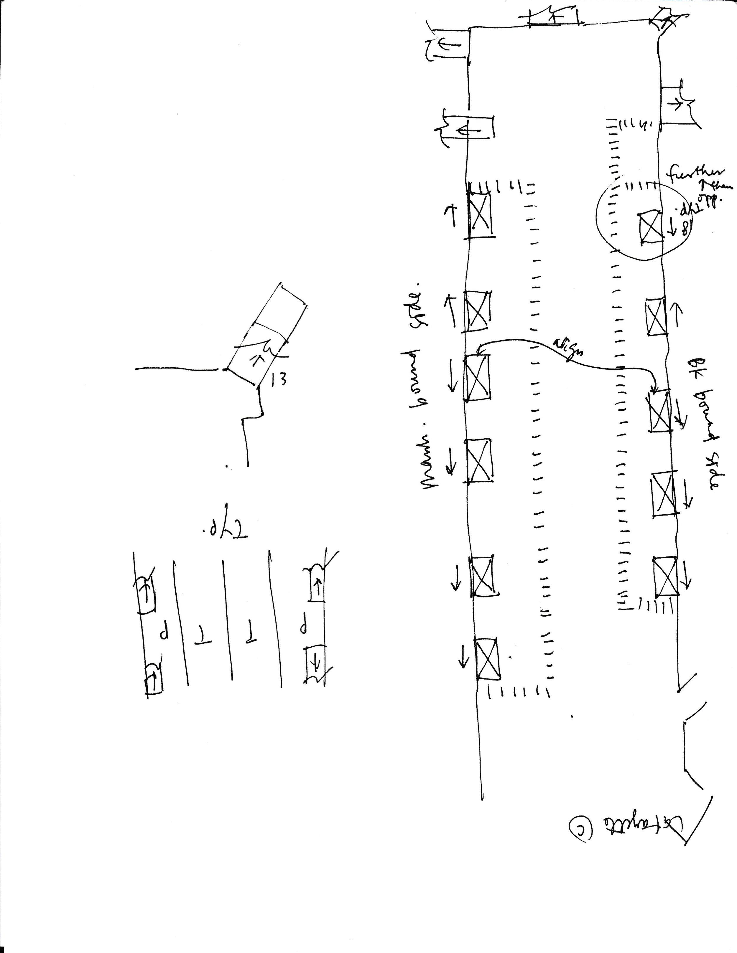 A fairly rectangular mezzanine