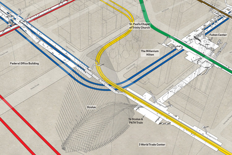 Subway Map Nyc Centre Street.Illustrations Blog Project Subway Nyc