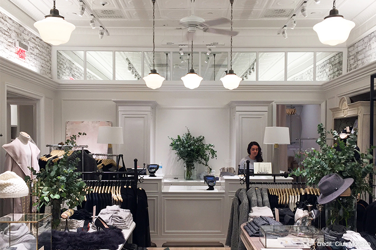 Club Monaco Savannah
