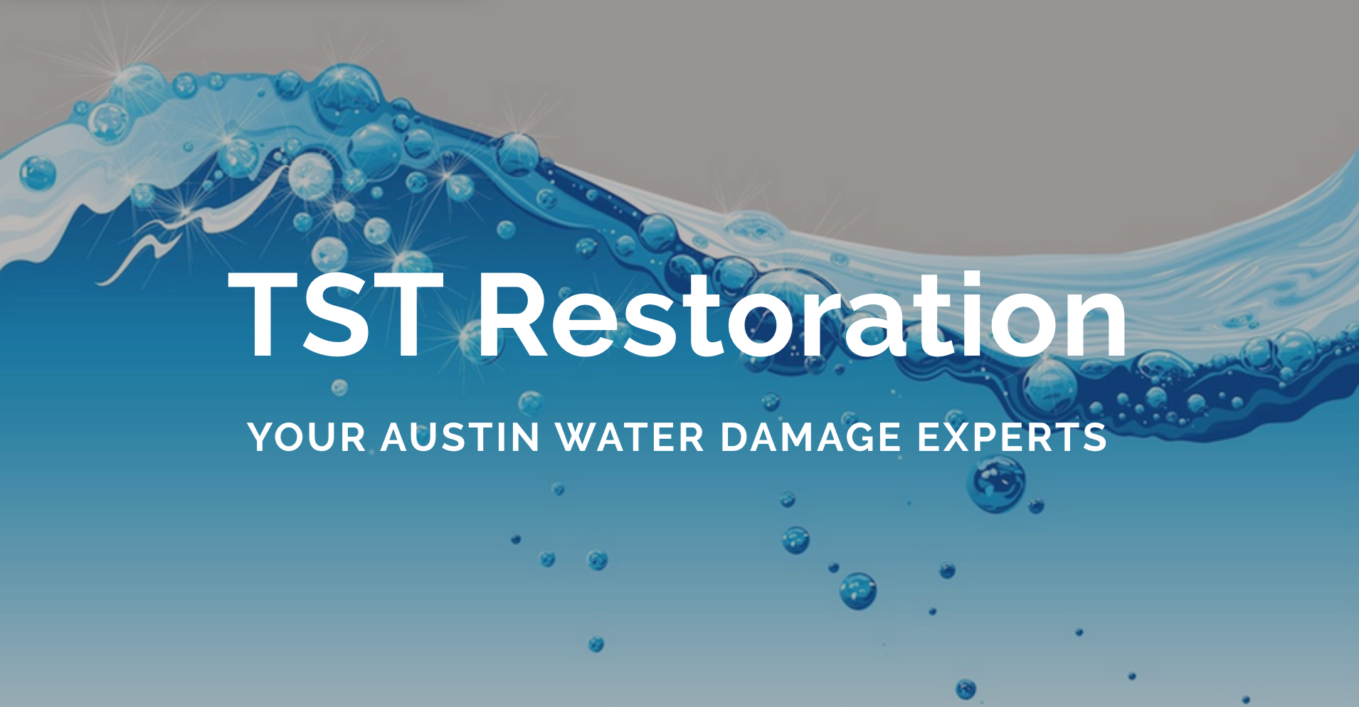 Water Damage Austin, Texas