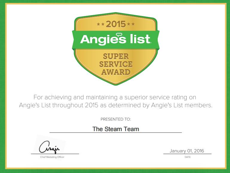 The Steam Team Austin, Texas