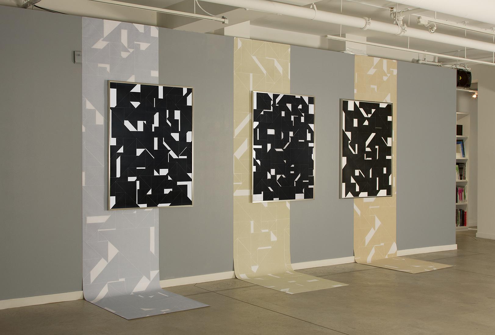 At Night All Cats Are Grey, O'Born Contemporary, Toronto 2014