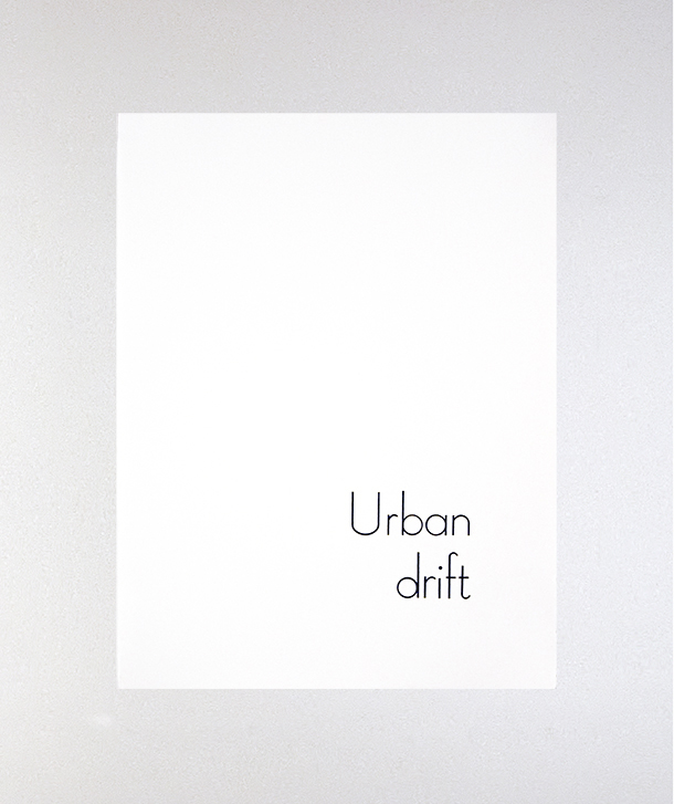 Urban Drift