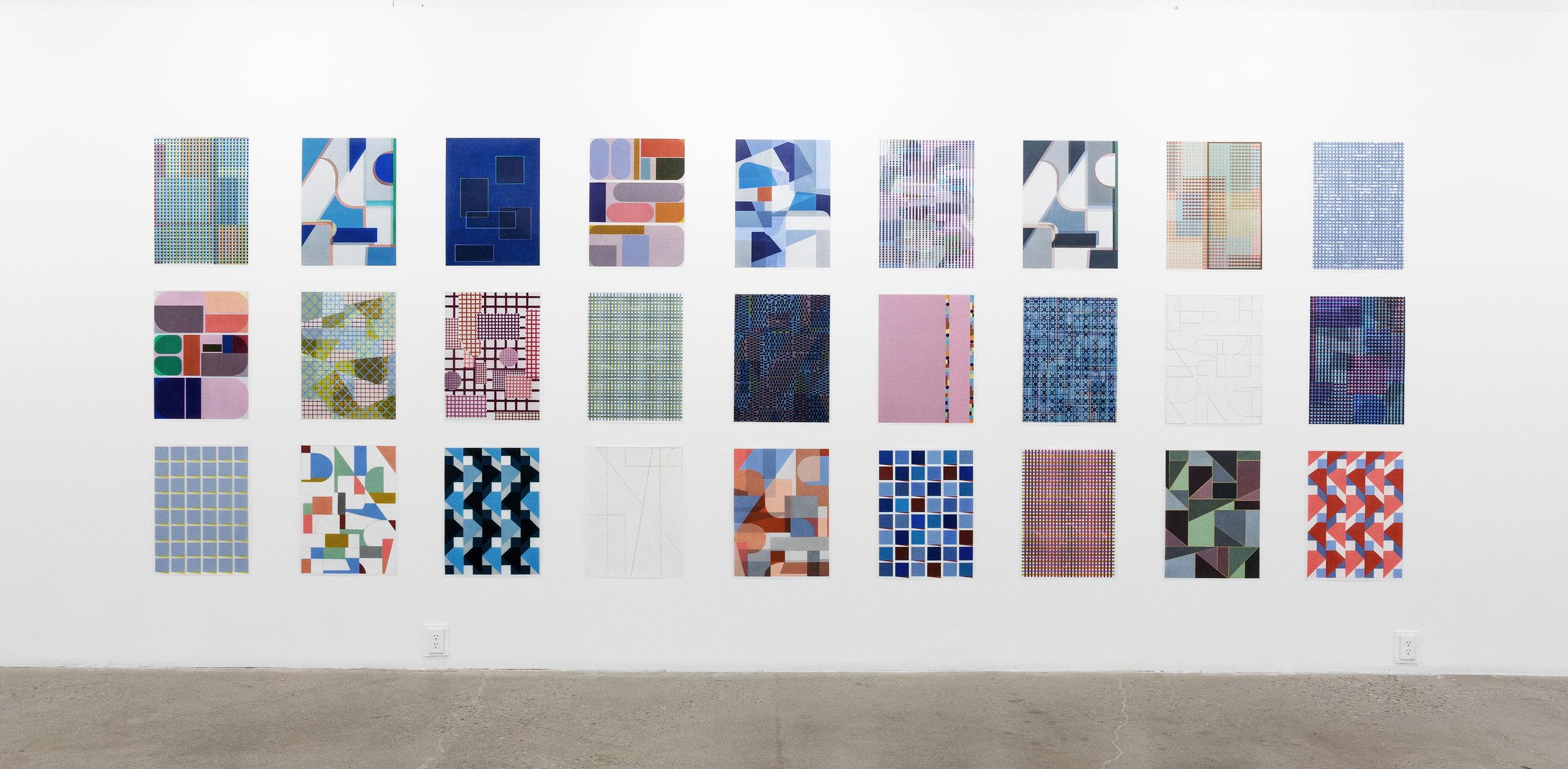 Resonances, Division Gallery Toronto 2018