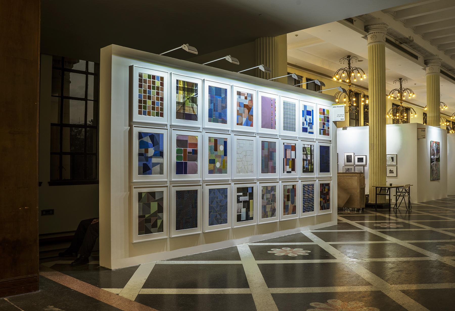 Resonances Installation, Photofairs Shanghai