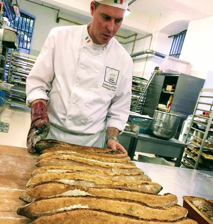 """- """"Since finding the smRt range I have made seaweed products in almost 20 countries. smRt bake not only adds nutrition but keeps you fuller for longer. The extra hydration achieved by adding smRt bake extends shelf life and assists the crumb structure of the bread""""— Jimmy Griffin, Master Baker"""