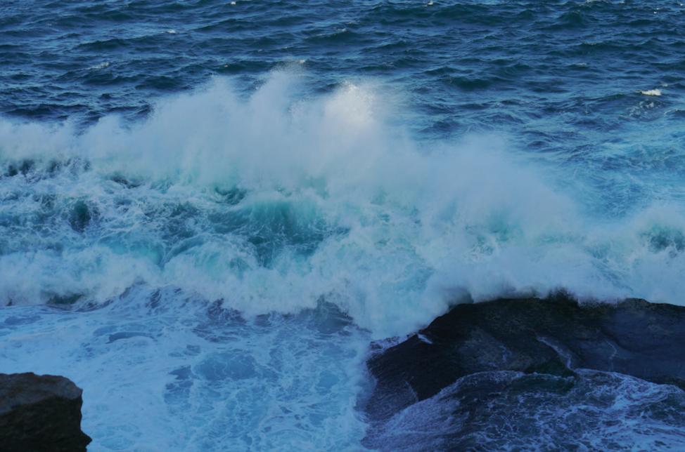 Sydney waves