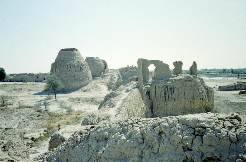 Sibi: Castle of Mir Chaga Khan