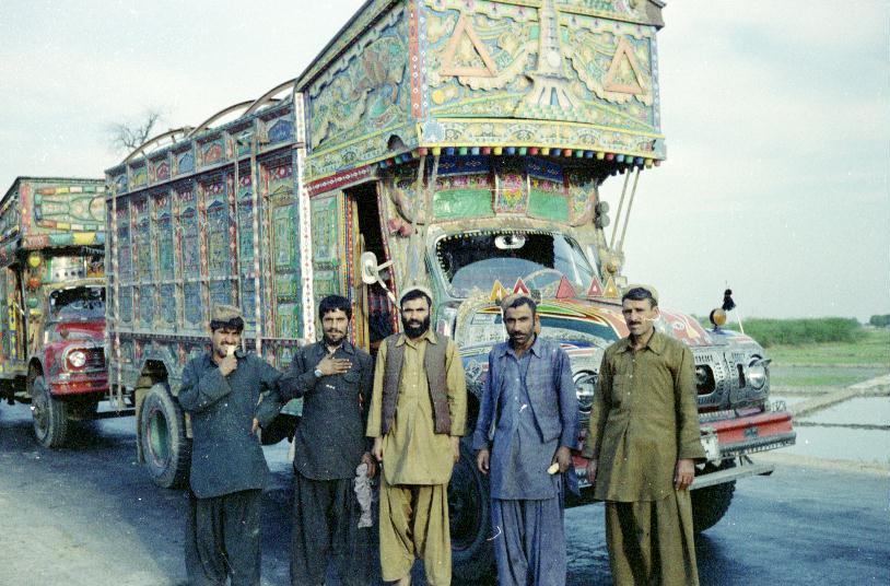 Sibi-Jacobabad, my transport.JPG