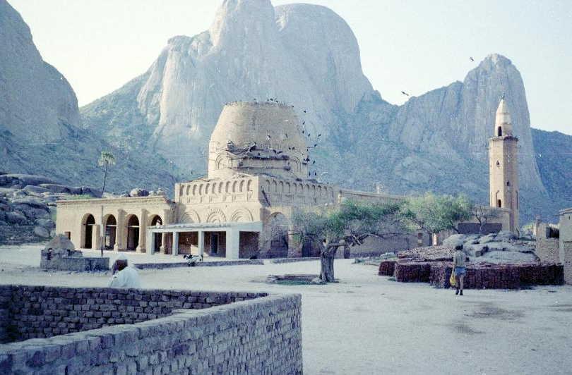 Khatmiyya, shrine near Kassala