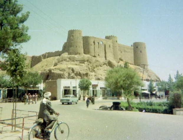 The Citadel in Herat