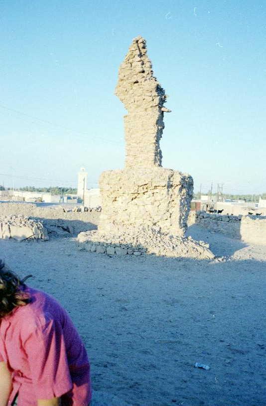 Ghadames: Roman arch