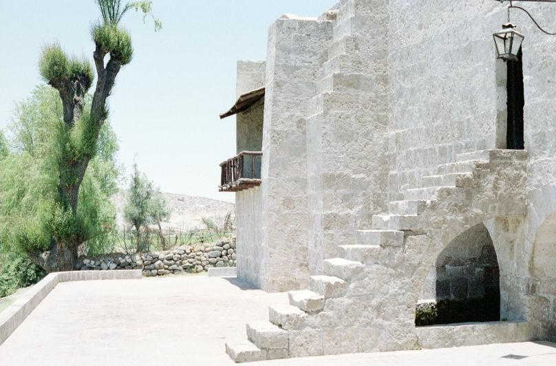 Arequipa, the Old Mill