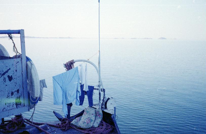 Lake Nasser steamer