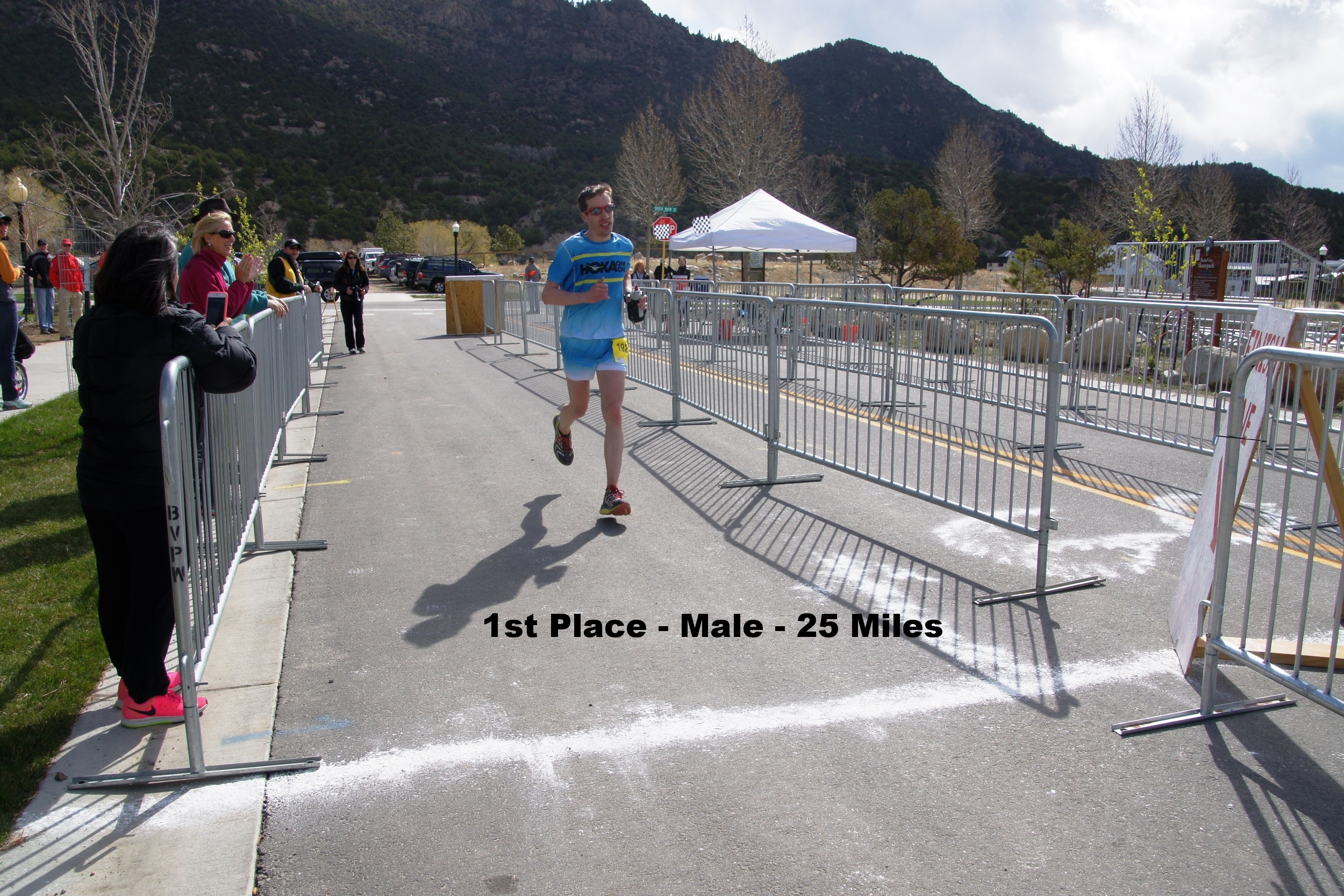 DSC08310 -- First 25-miler to finish.JPG