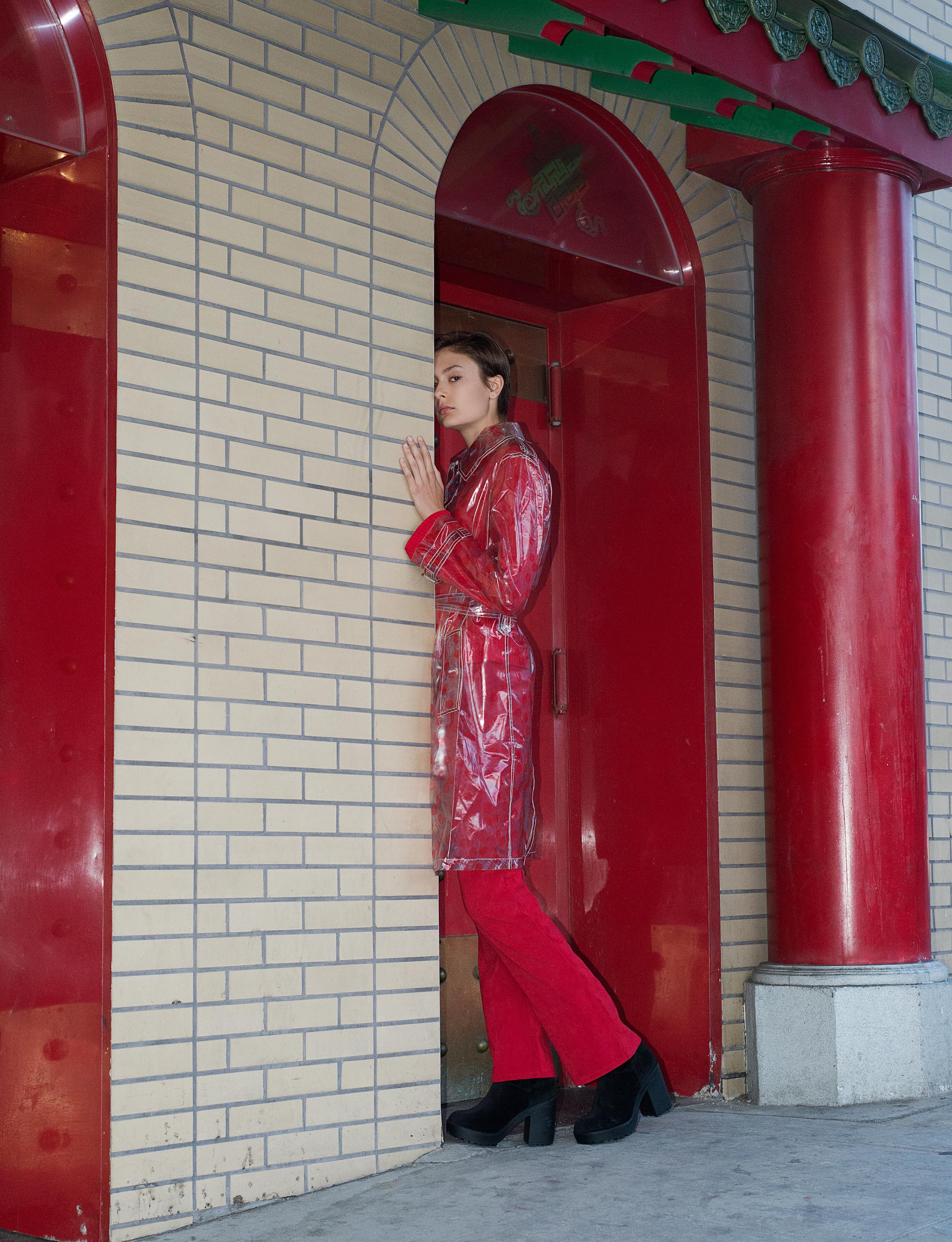 ALYSSA  Published On 27 October 2015   Photography  Steven Meidenbauer  Stylist  Logan Combs  Model  Alyssa Ball @Marilyn Model Management