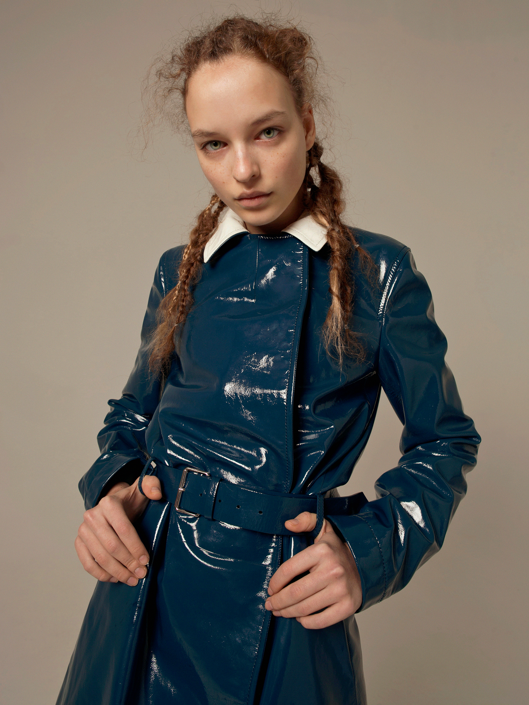 Hopscotch  Published On 05 December 2016   Photographer  Oksana Babenko  Stylist  Nikita Chekrugin  Hair stylist  Margarita Khanukaeva  Model  Lera Hudyaeva @YESmodels Russia