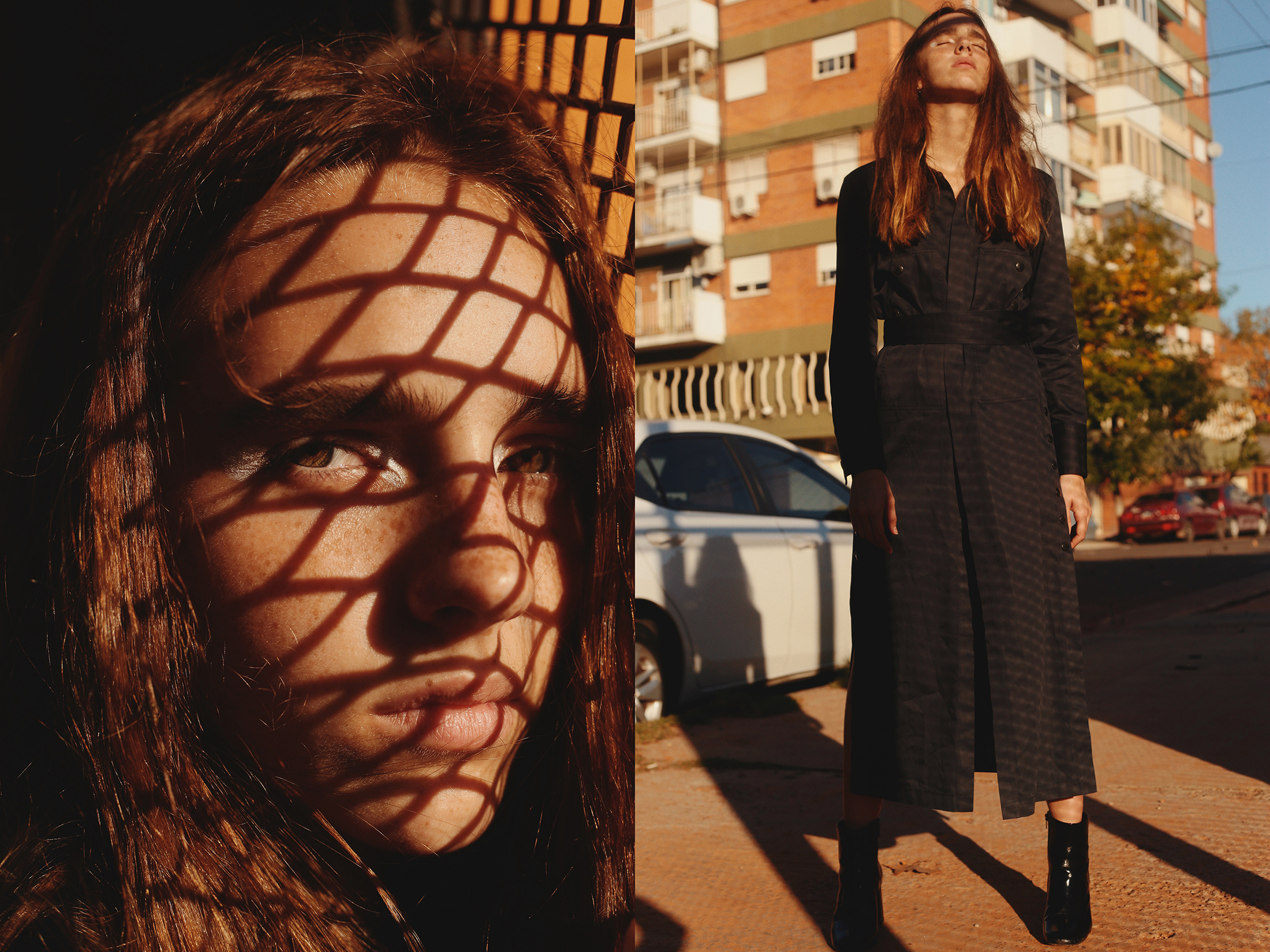 Too deep  Published on 04 April 2017   Photographer  Evelyn Sol  Stylist  Mar Sanchez  Model  Paloma @Lo Management