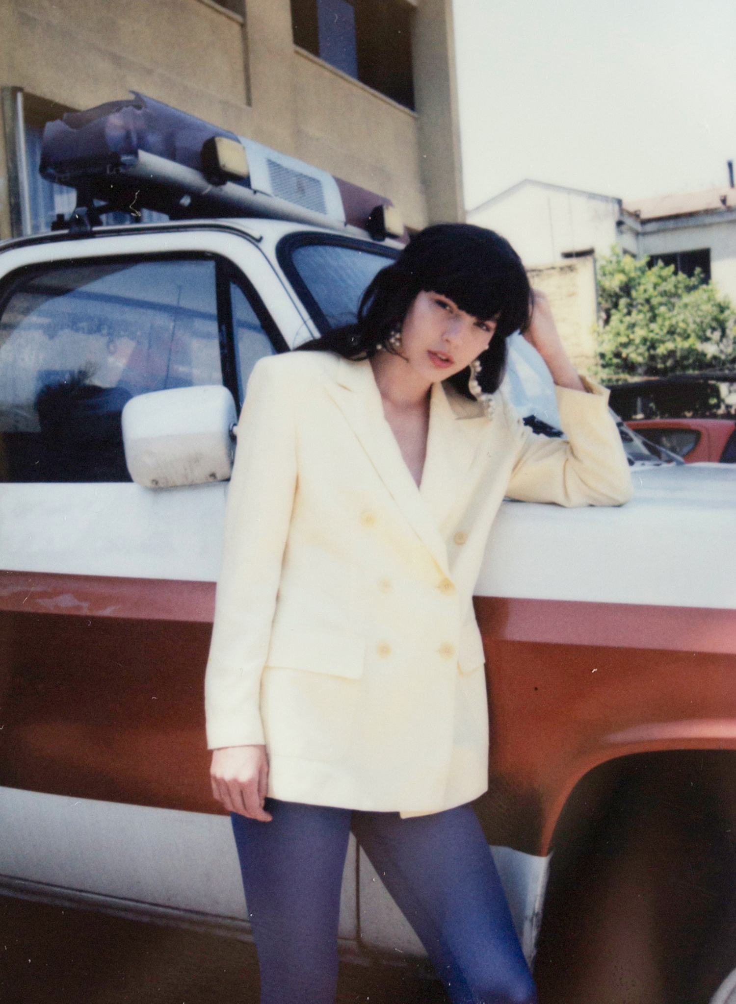 My Garage   Published on 24 January 2019   Photographer  Consuelo Ovalle @consuelovalle  Styling  Felipe González B. @felipegbasoalto  Make up and hair  Macka Nuñez @mackanunez  Model  Kc @kc.kelso at We Love Models